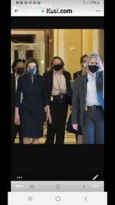 US Marshals et Pelosi
