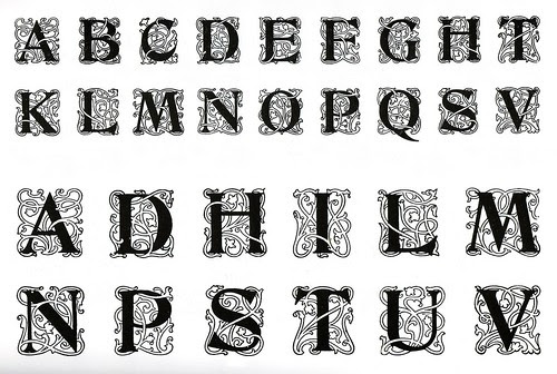 Ornamental Typography Revisited 026