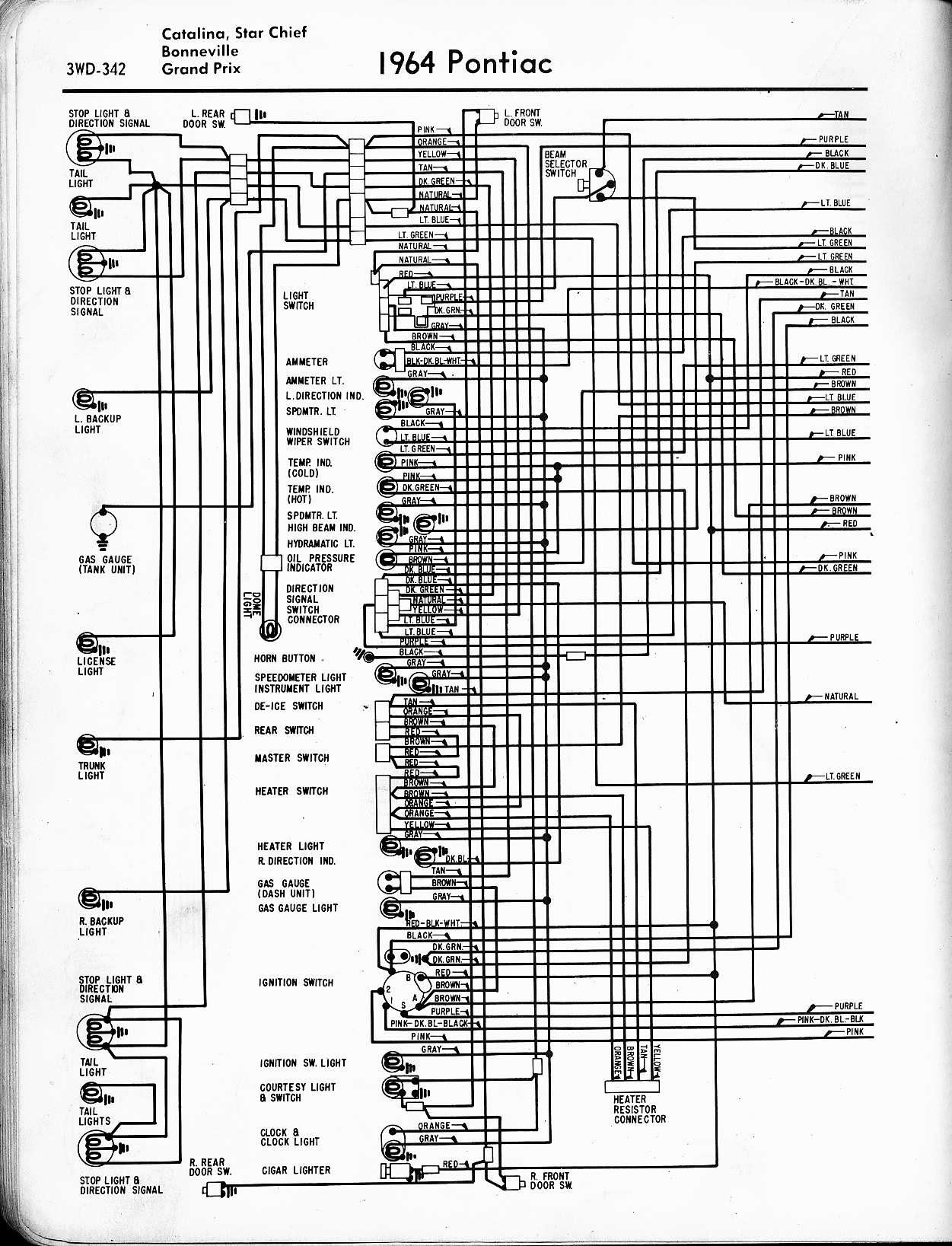 Pontiac Bonneville Radio Wiring Harnes | 97 Pontiac Bonneville Wiring Diagram |  | Fuse Wiring