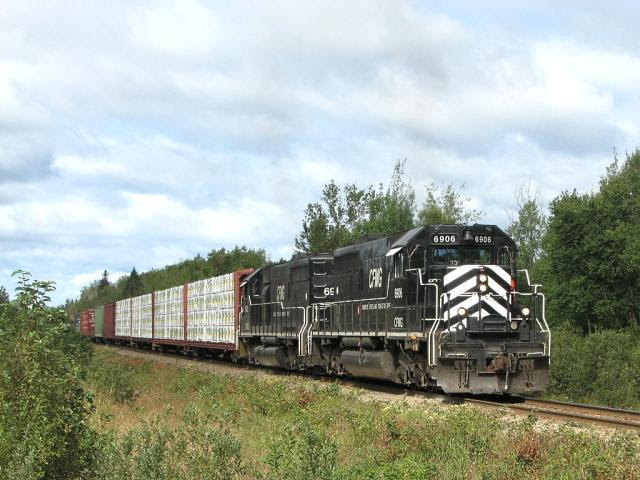 CFMG 6906 in Belledune