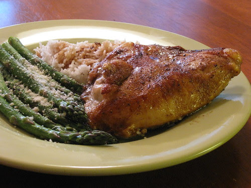 #baked_chicken, click for recipe