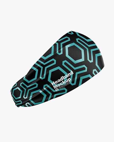Download Headband Jersey Mockup PSD File 62.1 MB - Amazing Box ...