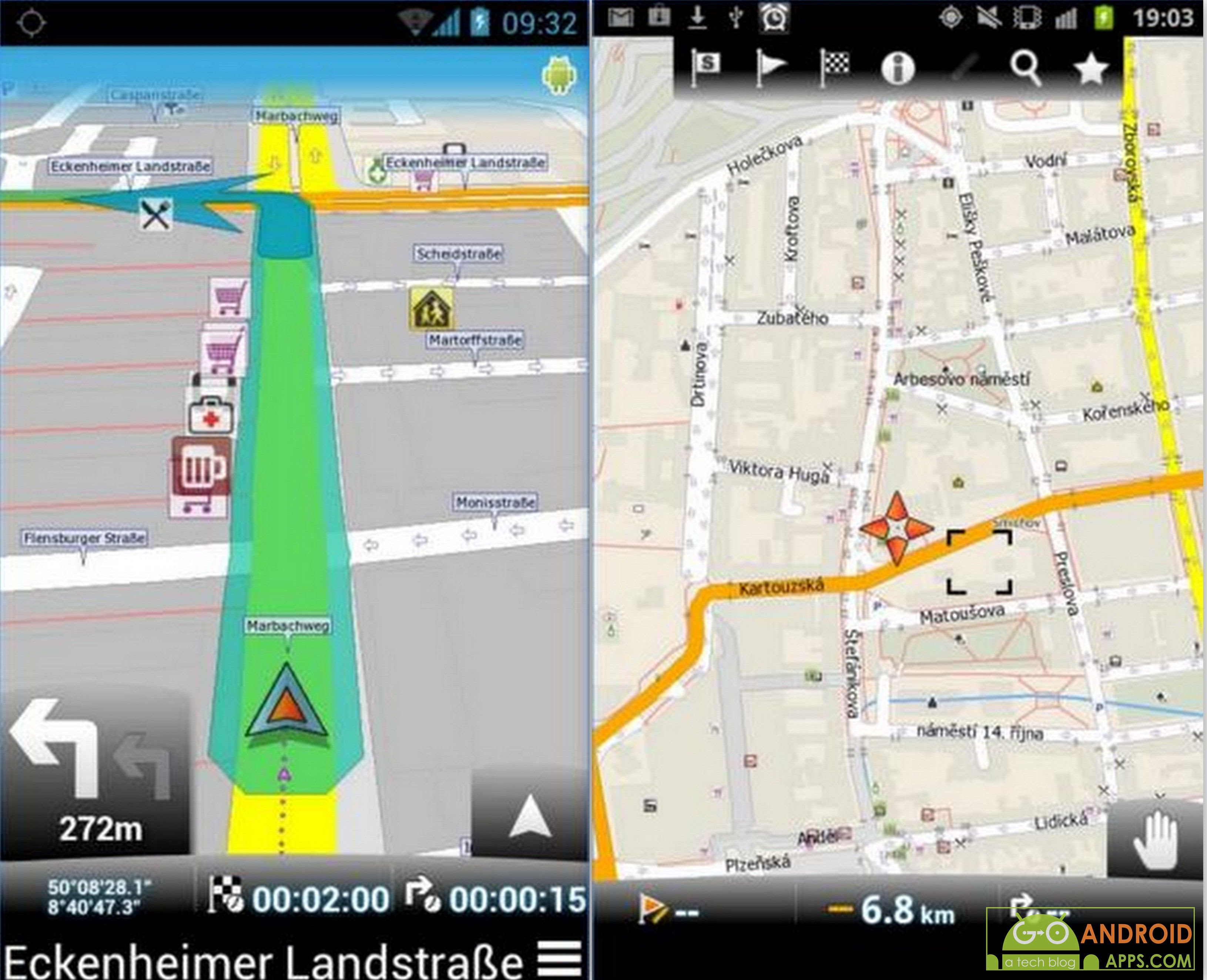 Best Gps Navigation Apps For Android 2016 Appinformers Com