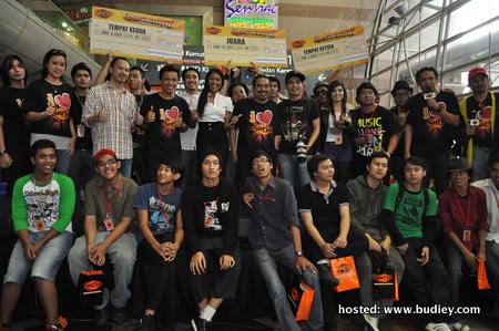 Finalis, Juri & Penyampai Suria FM