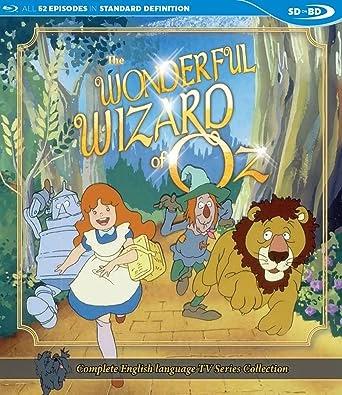 Wizard Of Oz Anime