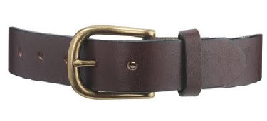 Red Wing 96505 - 1-1/4-inch Mahogany Harness Belt