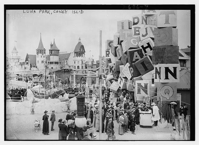 Vintage Coney Island 5