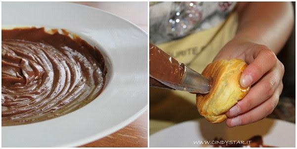 choco pastry cream