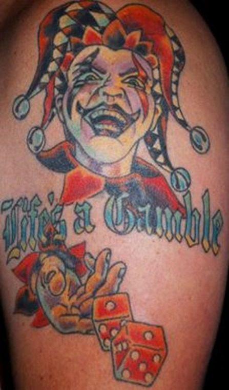 Tatuajes De Arlequin Tendenziascom