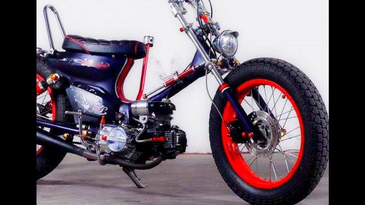 Kumpulan 95 Foto Modifikasi Motor Honda Grand Terbaik Griya Modifikasi
