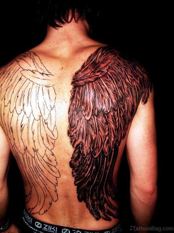 100 Best Big Tattoos On Back