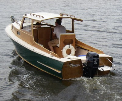 GRET: Nice Small lobster boats plans