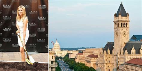 I Took an Awkward Tour of the New Trump Hotel in