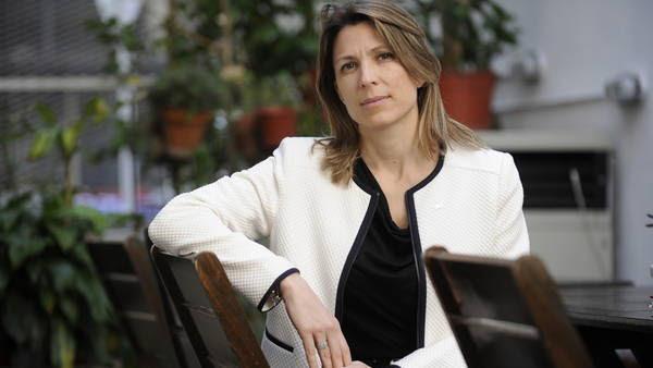 Isela Constantini, CEO de Aerolíneas Argentinas. foto Gustavo Castaing