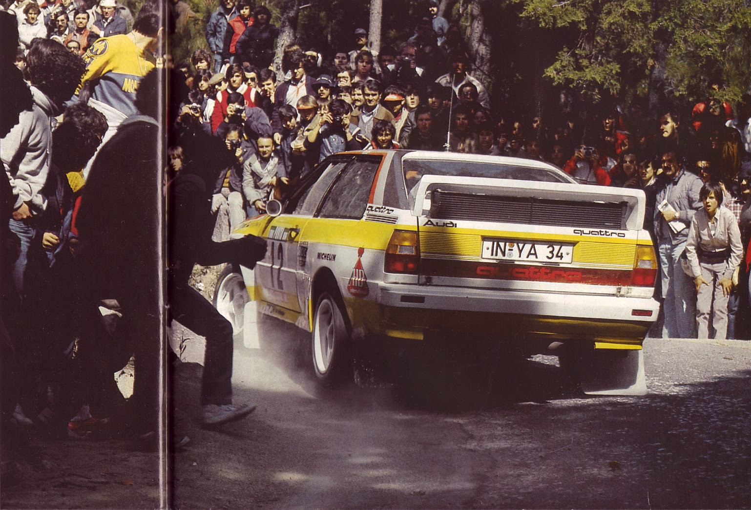 80s WRC Group B events;