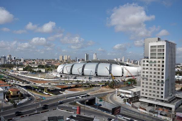 Deverão ser disponibilizados 27 mil lugares para a rodada de abertura da Arena das Dunas, cujos jogos serão disputados domingo