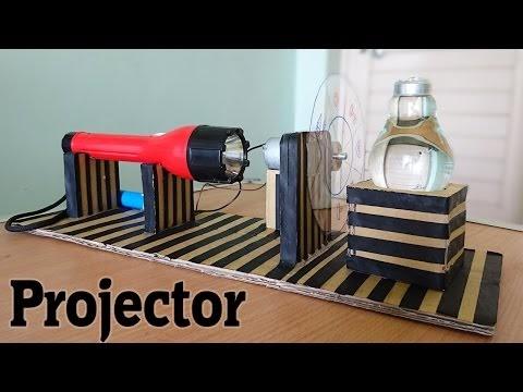Crea tu propio projector en casa casero notimunrd - Crea tu casa ...
