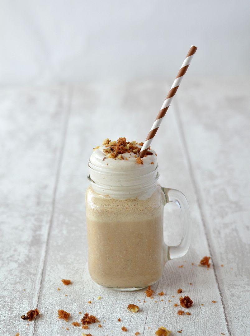 carrot cake milkshake