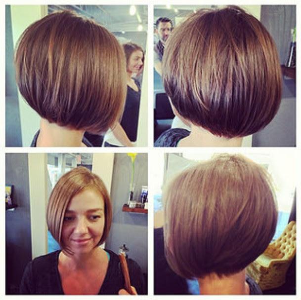 Sleek Black Bob Hairstylepinterest Haircuts
