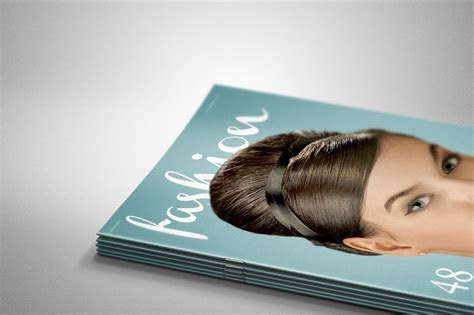 Pile of Magazines Mock up ~ Print Mockups ~ Creative Market