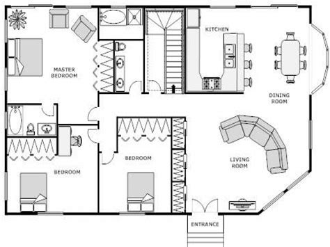 house floor plan blueprint simple small house floor plans