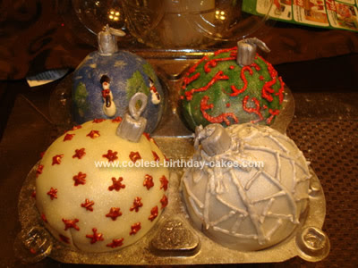 Christmas decorations and ornaments