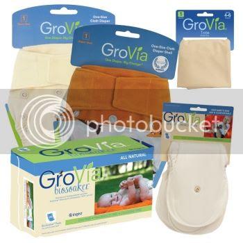 GroVia Curious About Cloth Kit