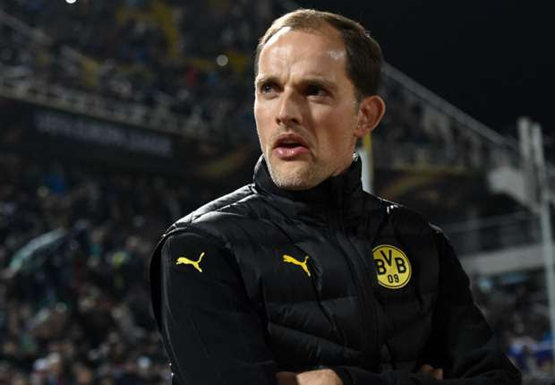 Thomas Tuchel Borussia Dortmund Bundesliga