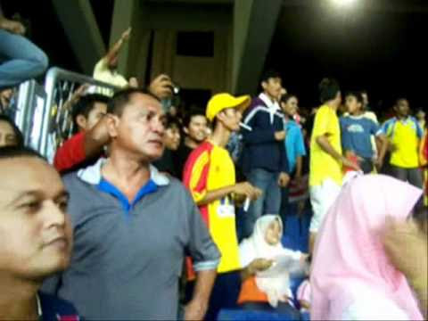 Video sejarah ultras malaya ..