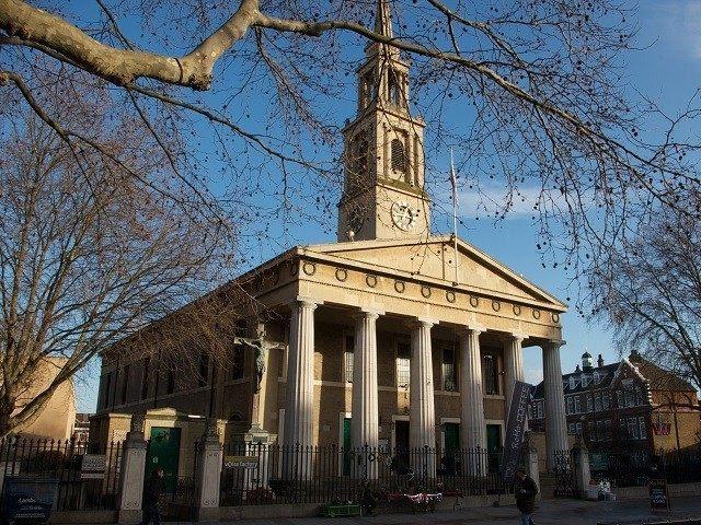 Waterloo Church Wikimedia