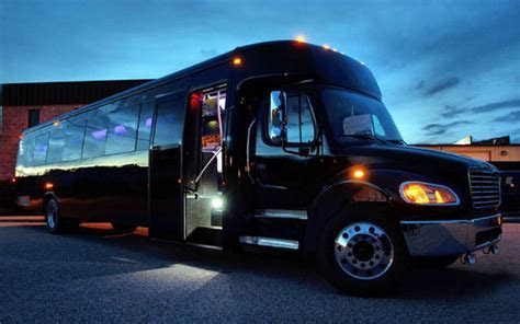Party Bus Rental Dallas   Limo City