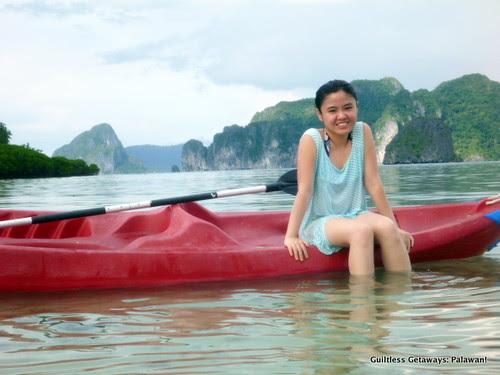 girl-in-kayak-el-nido-palawan