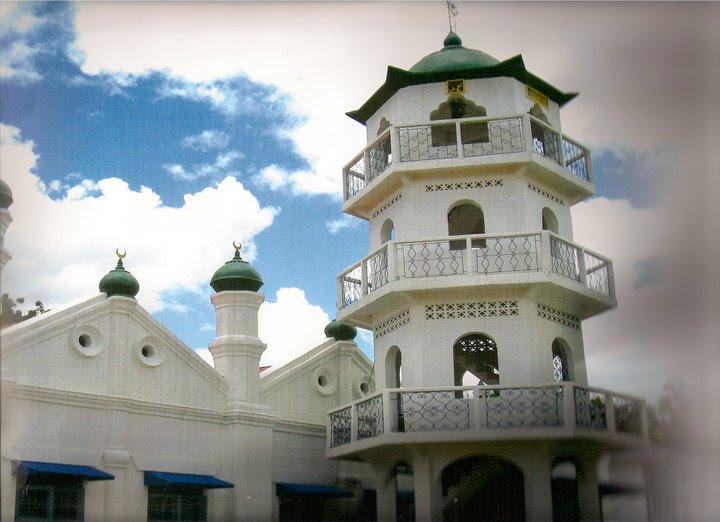 Panthay Masjid in Kyinetung, Eastern Shan State2