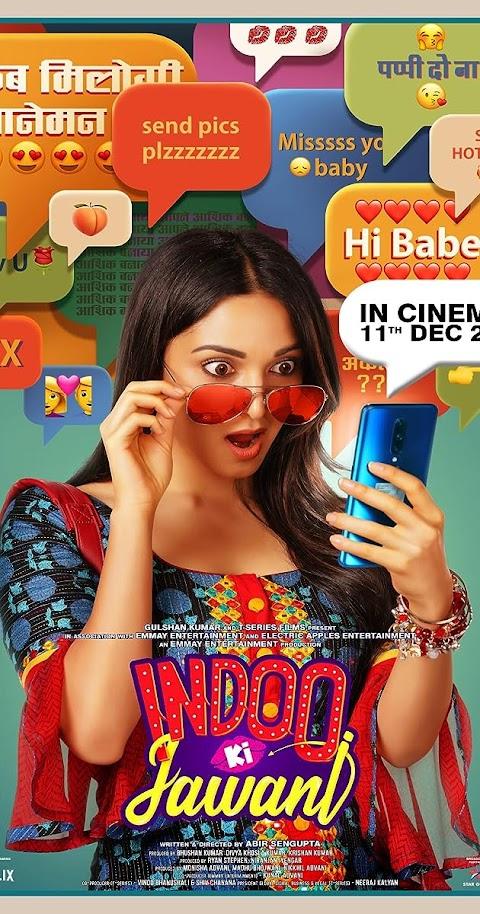 Indoo Ki Jawani(2020) 480p 720p 1080p WebRip Hindi Full Movie
