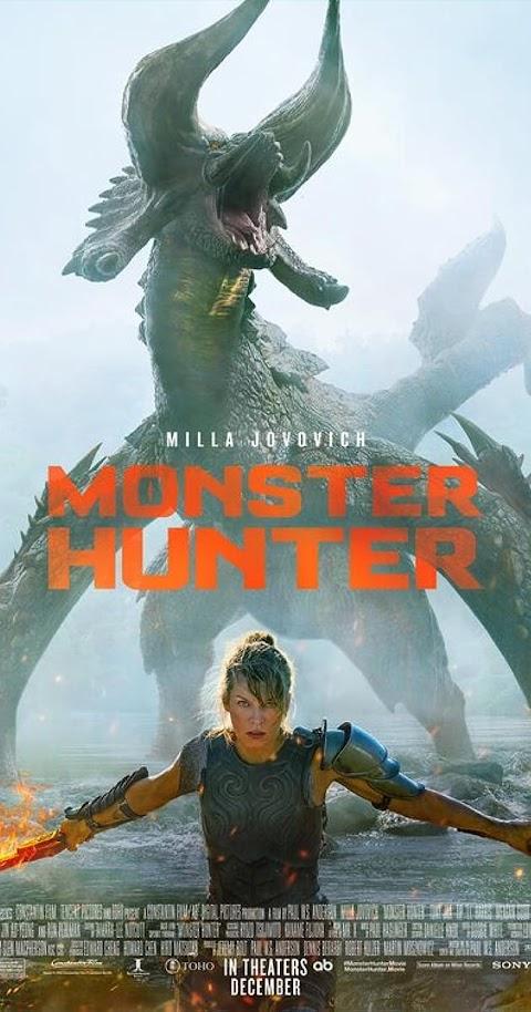 Monster Hunter(2020) 480p 720p 1080p BluRay Dual Audio (Hindi+English) Full Movie