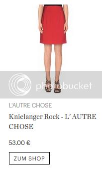 L' AUTRE CHOSE Knielanger Rock