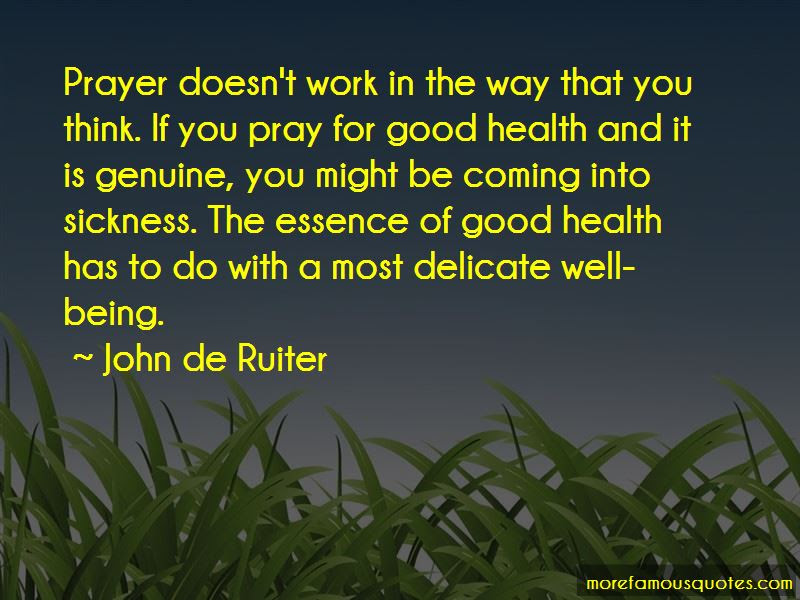 Good Health Prayer Quotes 19879 Usbdata