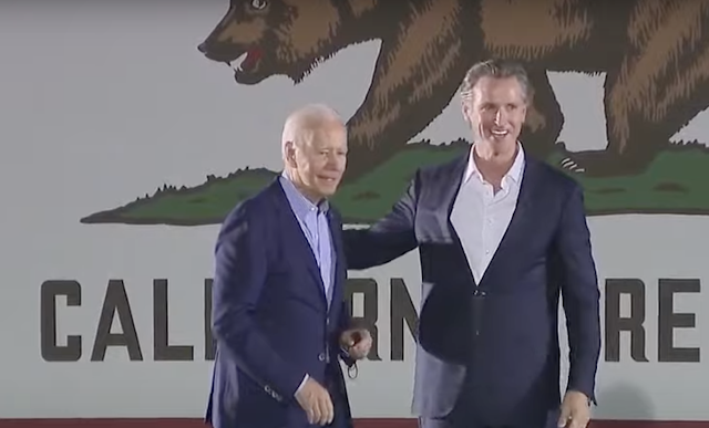California Recall Election Signals Growing Trouble for Democrats in 2022