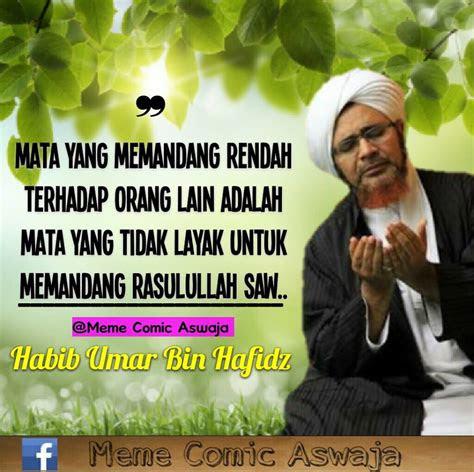 kata mutiara peyejuk hati  habib umar bin hafidz