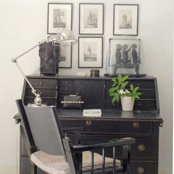 30 Modern Home Office Decor Ideas In Vintage Style Home Office
