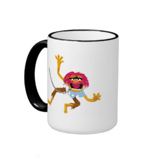 The Muppets Muppet in Collar and Chains Disney Coffee Mugs