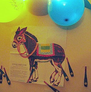 Our friends 29th birthday complete with pass t...