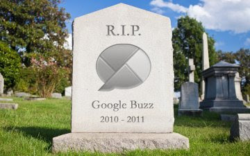 rip google buzz 3601 Top Funny Technology Images You Should Take a Look at