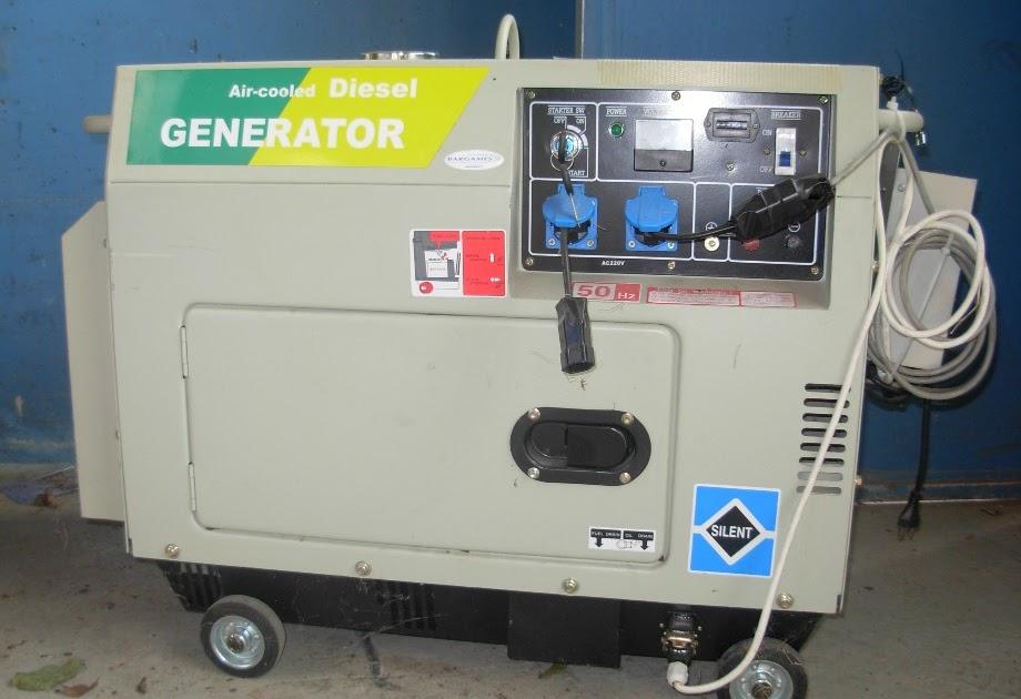 Il meglio di potere generatori di corrente usati da privati for Gruppi elettrogeni usati 10 kw