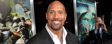 Dwayne 'The Rock' Johnson (John Shearer/WireImage)