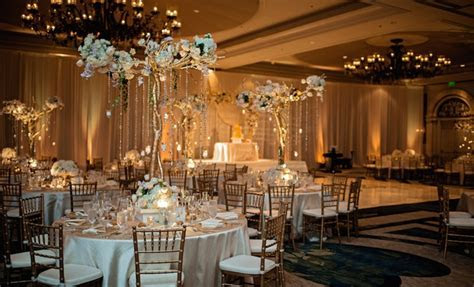 Gold & White Wedding with Brazilian   Indian Flair in