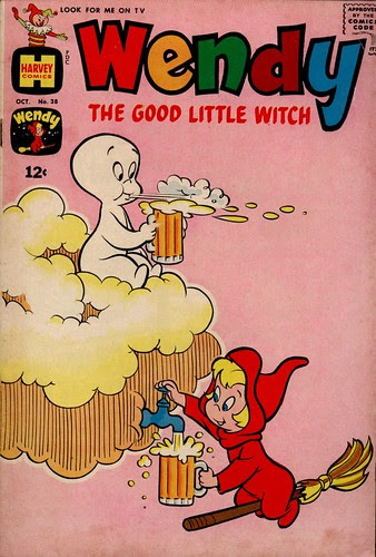 Wendy, the Good Little Witch 38