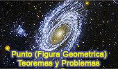 Punto, Figura Geométrica, Teoremas y Problemas.