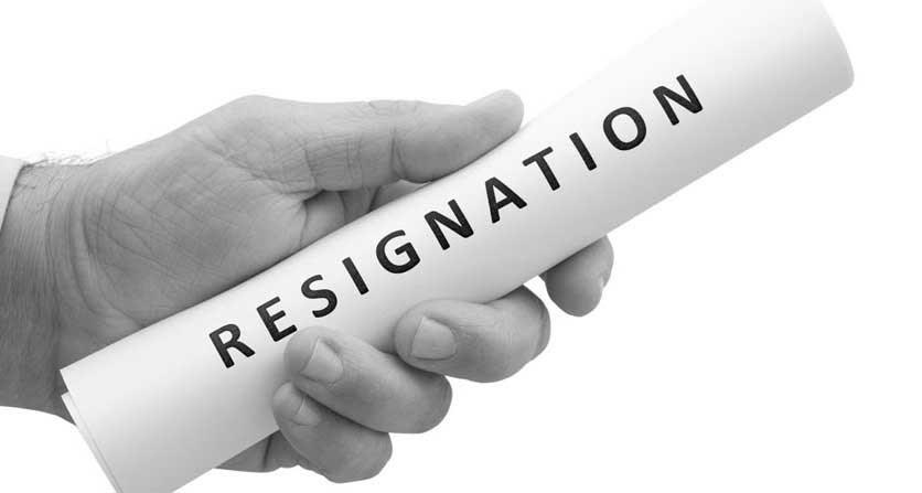 contoh surat resign yang baik