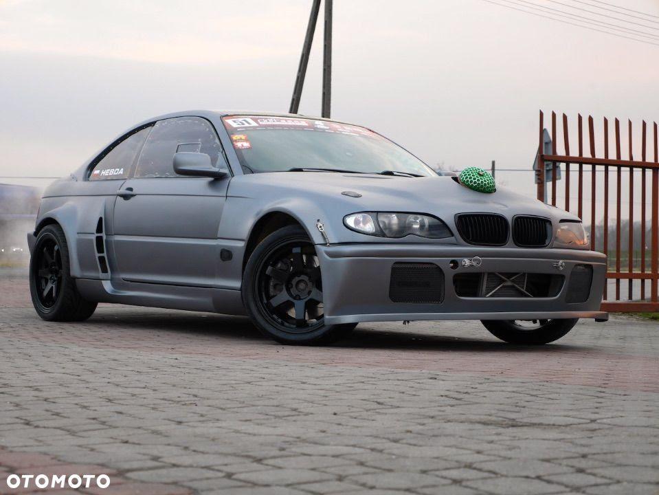 Bmw E46 M3 Otomoto